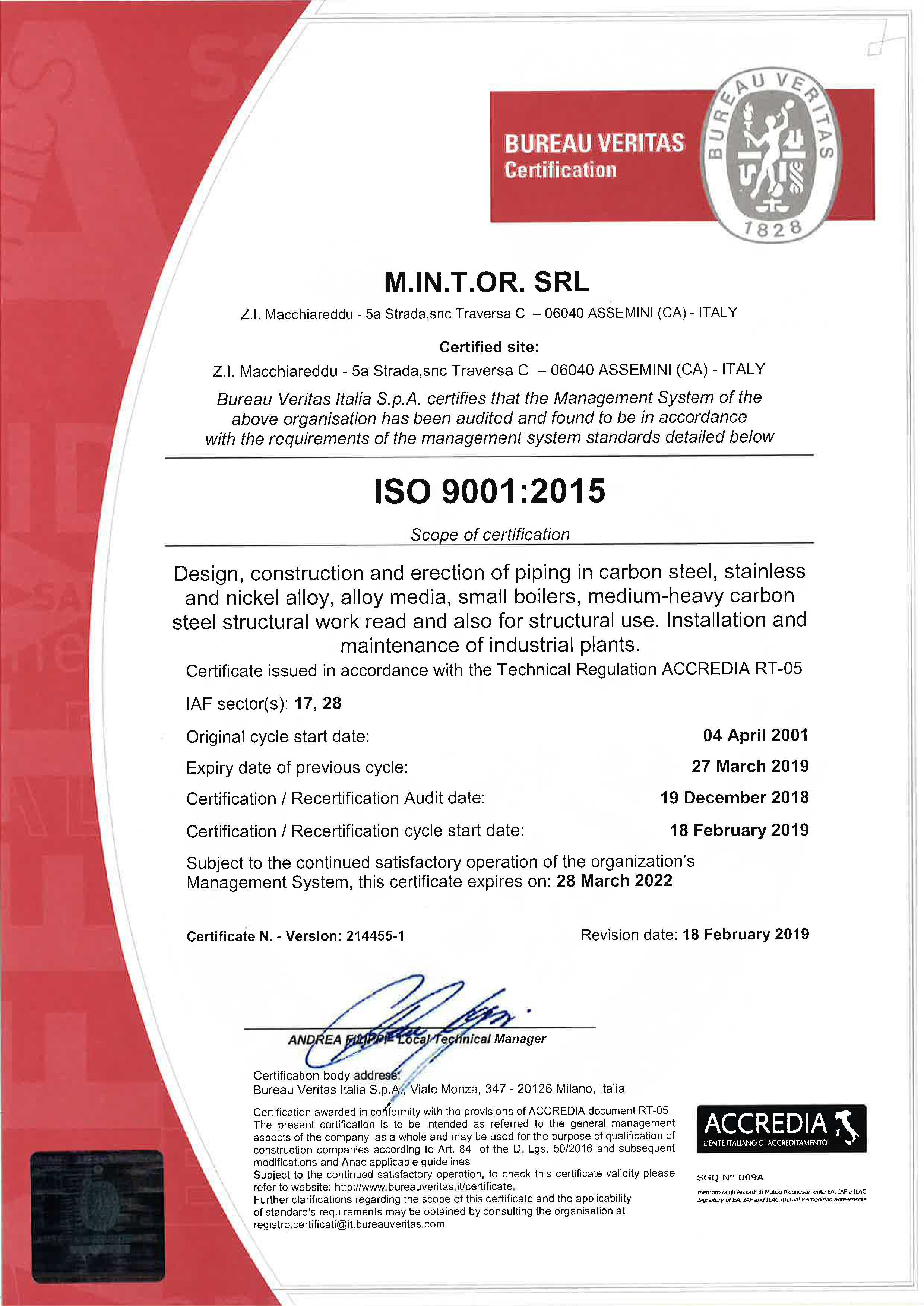 certificazioni-mintor-luglio-2019_0003_M.IN.T.OR. SRL- SCAN 9001 ING